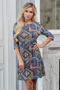Платье Look Russian